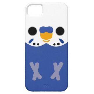 Budgerigar (Opaline Violet Male) iPhone 5 Cases
