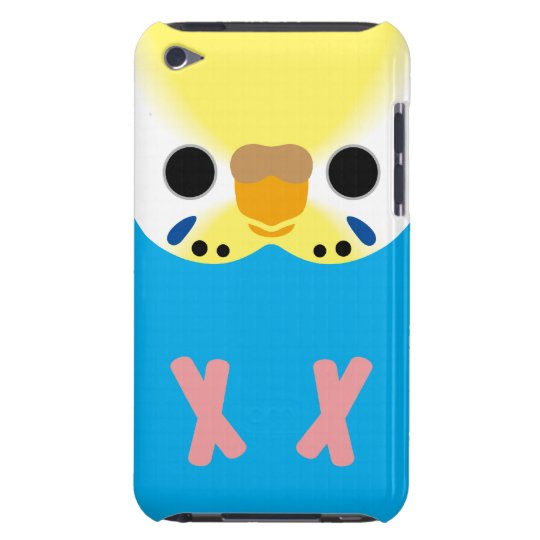 Budgerigar (Opaline Yellowface1 Skyblue Female) Barely There iPod Cover