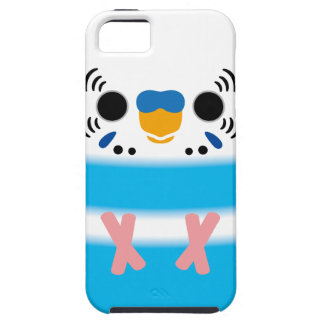 Budgerigar (Skyblue Pied Male) iPhone 5 Cases