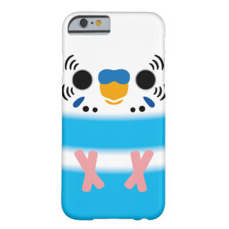 Budgerigar (Skyblue Pied Male) iPhone 6 Case