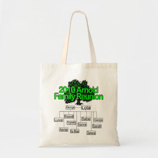 """""""Budget"""" 2010 Arnold Reunion Tote"""