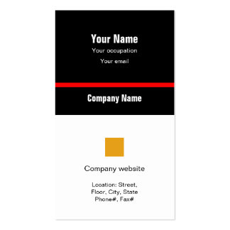 Budget 2 in 1 Multiple Uses Business Card