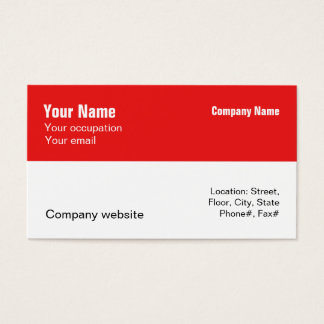 Budget Business Cards Templates Zazzle