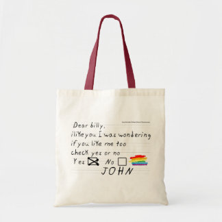 Budget Billy Budget Tote Bag
