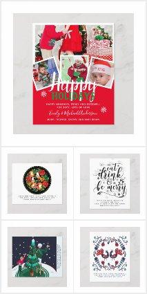 Budget Christmas Cards
