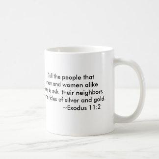 Budget Crisis Collection Coffee Mugs