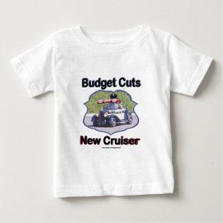 Budget Cuts New Cruiser T Shirt