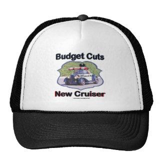 Budget Cuts New Cruiser Trucker Hat