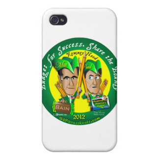 Budget For Success iPhone 4/4S Cover