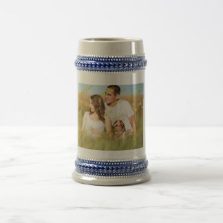 Budget Image Family Photo Template Beer Stein