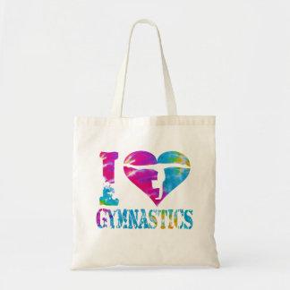Budget Tote Bag Gymnastics Dance Cheer