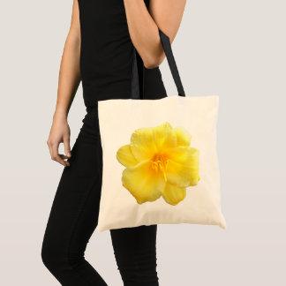 Budget Tote - Yellow Daylily