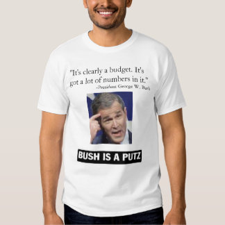Budget wisdom t-shirt