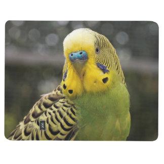 Budgie Bird Journal
