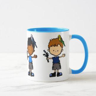 Budgie Boys Mug (M11-1342)
