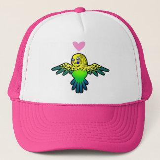 Budgie Love Trucker Hat
