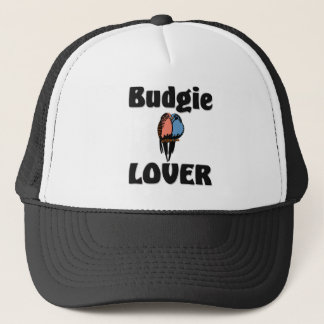 Budgie Lover Trucker Hat