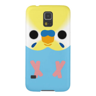 Budgie (OpalineYellowface1 Greywing Skyblue M) Galaxy S5 Cases