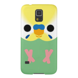 Budgie (OpalineYellowface2 Greywing Skyblue M) Case For Galaxy S5