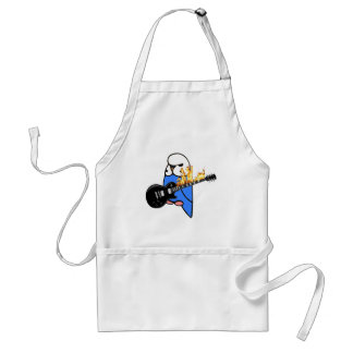 Budgie Rocks Adult Apron