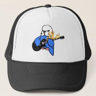Budgie Rocks Trucker Hat