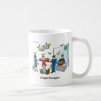 Budgie Smuggler Coffee Mug