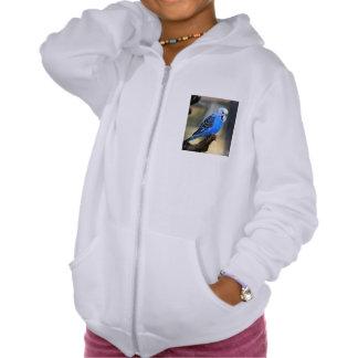 Budgie Hooded Sweatshirt