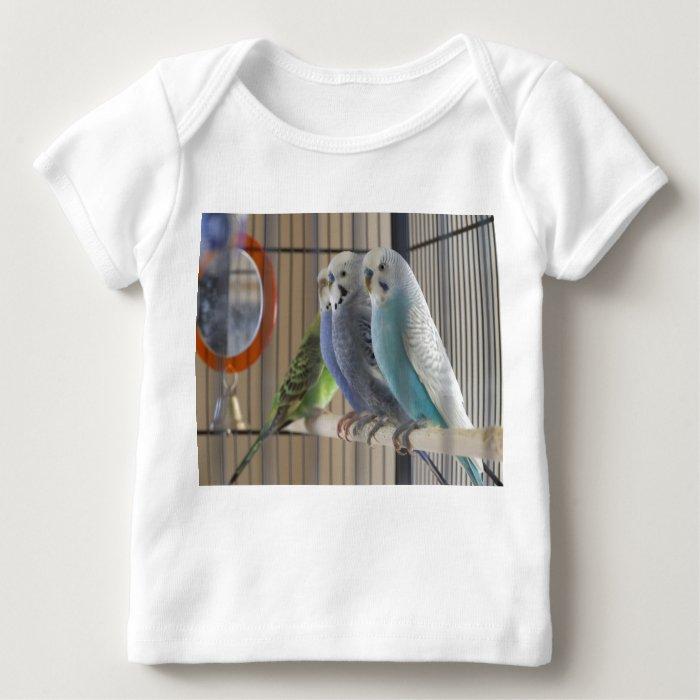 Budgies Baby T-Shirt