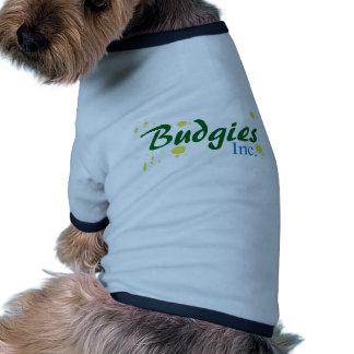 Budgies Inc Camiseta De Perro