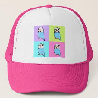 Budgies Pop Art Trucker Hat