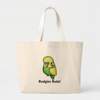Budgies Rule! Bag