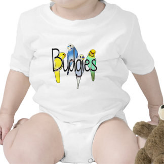 Budgies Bodysuits