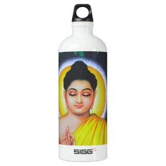 Budha Aluminum Water Bottle