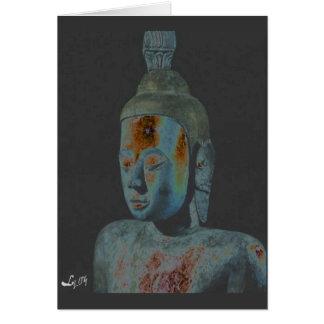 BUDHA BY LIZ LOZ CARD
