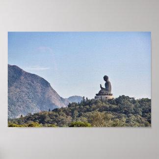 Budha - Hongkong Poster