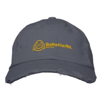 Budha Khe Rhi Baseball Cap