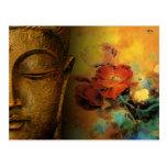 Budha Post Card