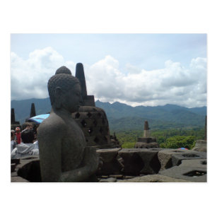 Budha Statue Postcard