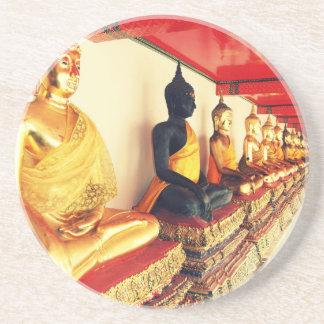 Budhism Drink Coaster
