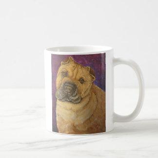 Budo Classic White Coffee Mug