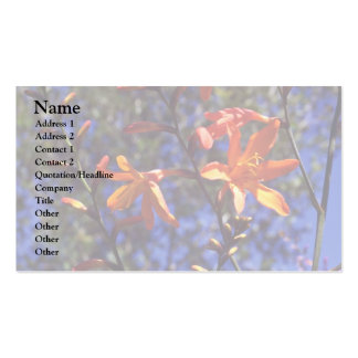 Buds And Blooms Business Cards