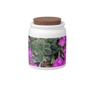 Buds Candy Jar