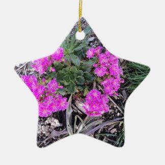 Buds Ceramic Ornament