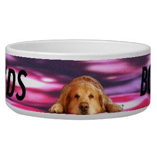 Buds Pet Bowl