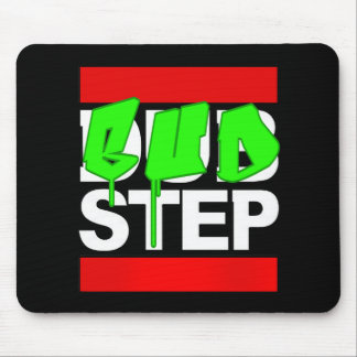 BUDSTEP Dubstep Mouse Pad