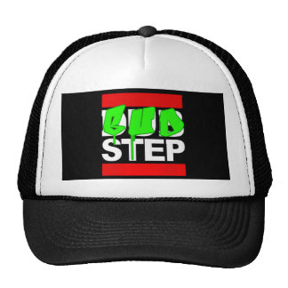 BUDSTEP Dubstep Trucker Hat