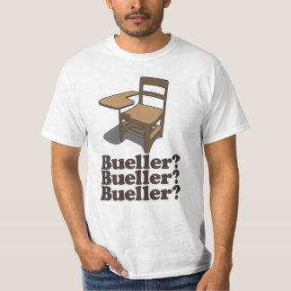 Bueller Bueller Bueller Playera