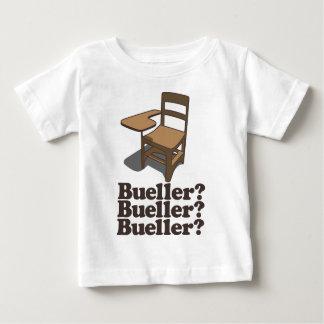 Bueller Bueller Bueller Playera De Bebé