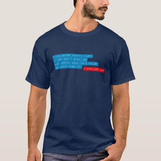 Bueller T Shirt