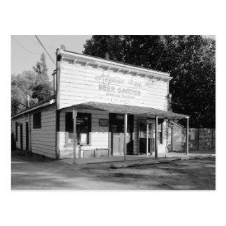 Buelna's Roadhouse, Portola Valley, San Mateo, CA Postcard